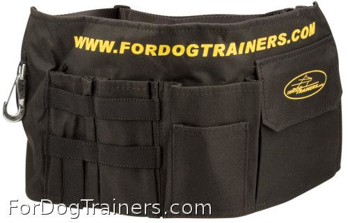Dog trainers choose Dog Training Pouch