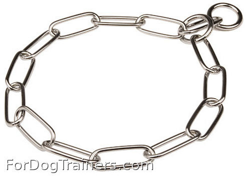 Quality Fur Saver Steel Chromium Plated for your   dog