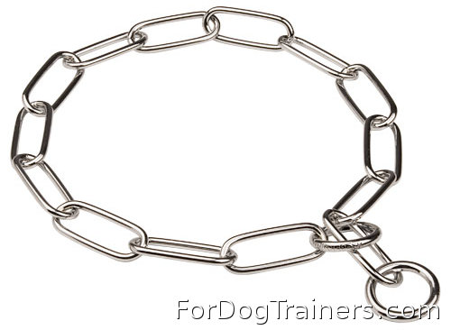 Check Herm Sprenger Fur Saver For Dog Trainingmade In German