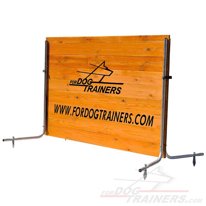 New High Quality Schutzhund wood jump - 1 meter - TE200 - Click Image to Close