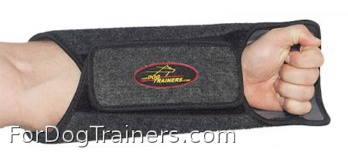 Use Protection arm cover in daily trainings