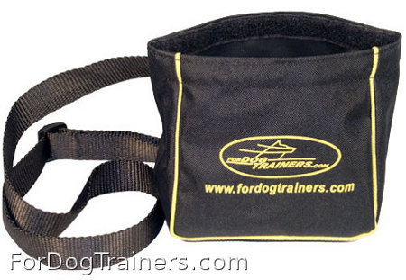 You surely need this Perfect professional dog training treat bag