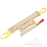 Buy Now Jute Bite Tugs Training Set and Save $5.95 - Set BiteTug JUTE