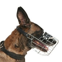 NEW Malinois Revolution Design Wire Dog Muzzle - M9