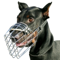 NEW Doberman Revolution Design Wire Dog Muzzle - M9