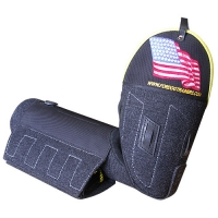 Exclusive 'American Pride' Training Dog Sleeve with Shoulder Protection and Tri Level Bite Bar