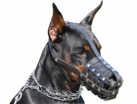 Everyday Light Weight Super Ventilation Doberman muzzle - product code M41