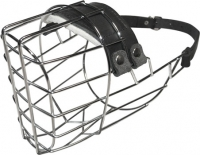 Wire Basket Dog Muzzle for Barking, Breathing and Drinking Water
