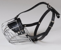Well-Ventilated Basket Dog Muzzle for Comfortable Training