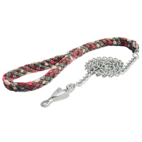 Exclusive HS Dog Leash with Nylon Braided Handle