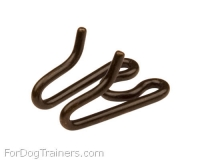 Extra Prong Links for Antique Copper Pinch Collar -  1/6 inch (3.99 mm)