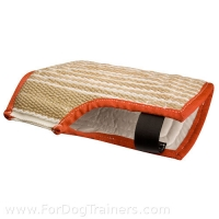 Durable Jute Cover for Short Training Sleeve