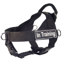 American Bulldog Nylon Harness for Pulling, Tracking, Training and SAR