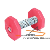 'Resolute Action' Dog Dumbbell for Schutzhund Trials 650 g