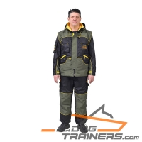 Any Weather Synthetic Suit for Successful Dog Training